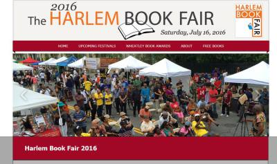 Caged Bird Book Signing at the Harlem Book Fair