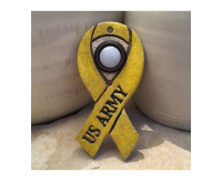 USN, Save Our Troops, USAF, USarmy, USM,pink ribbon, breast cancer, awareness, doorbell, door bell, doorbell plate, buzzer, ribbon yellow ribbon, awareness ribbon,