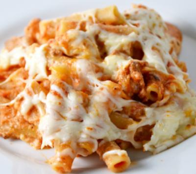 Hot pasta