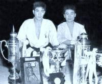 Sensei, Mikami, karate, kata