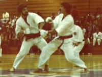 Karate, tournament