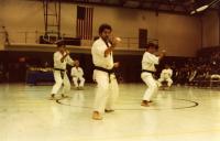 karate, Kata, team kata