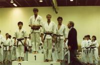 sparring, karate, Kumite