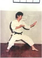 Mikami, sensei, karate, kata