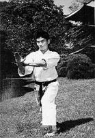 Mikami karate kata