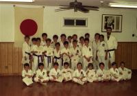 Karate, kids class