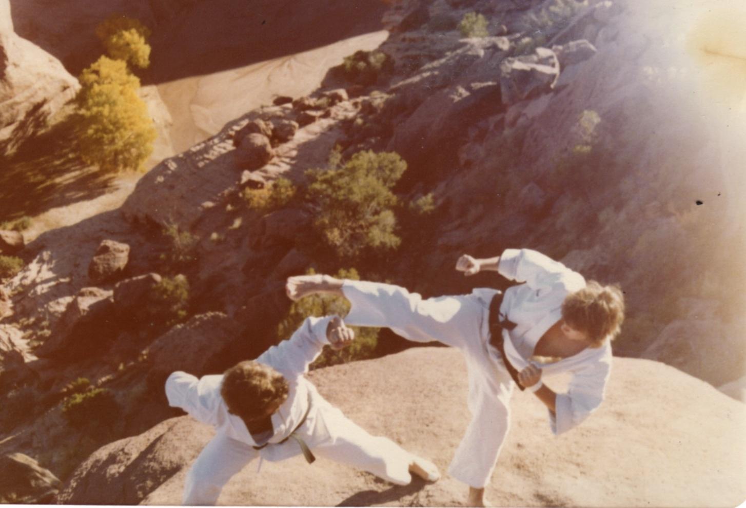 karate, adults, karate movie