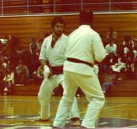 Karate, tournament,