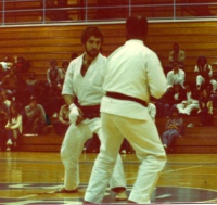 Karate, tournament,
