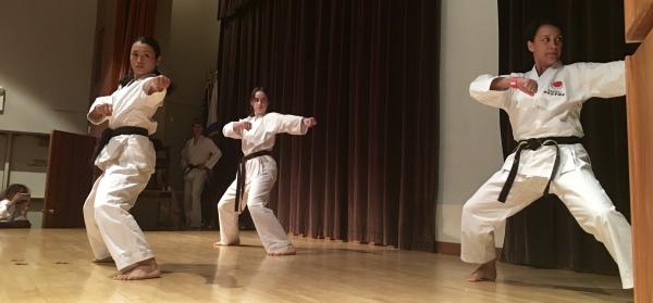 LKA karate, shotokan
