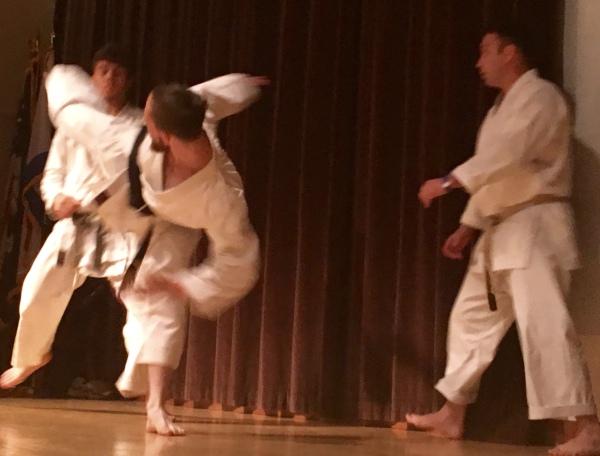 LKA karate