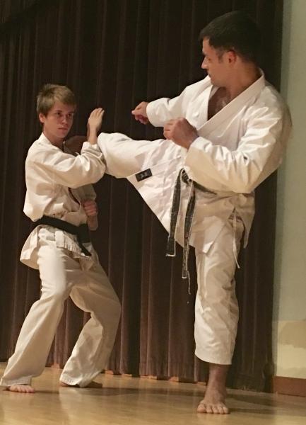 Lka karate, shotokan, karate