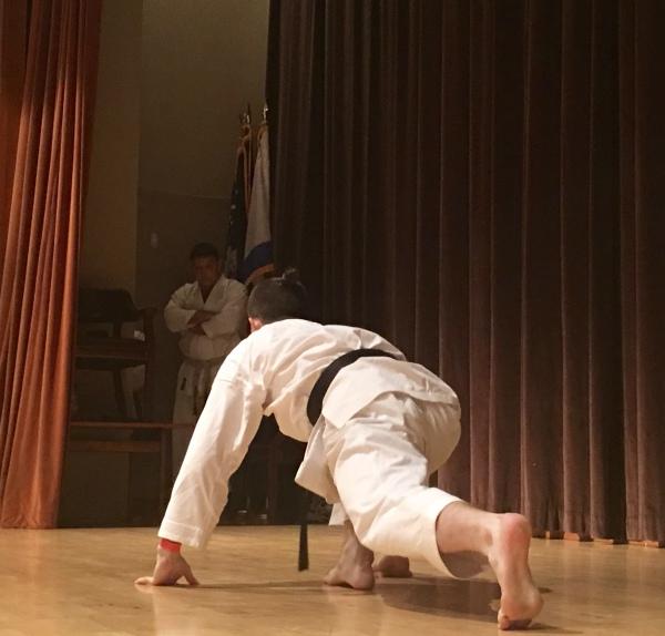 LKA karte, shotokan, karate