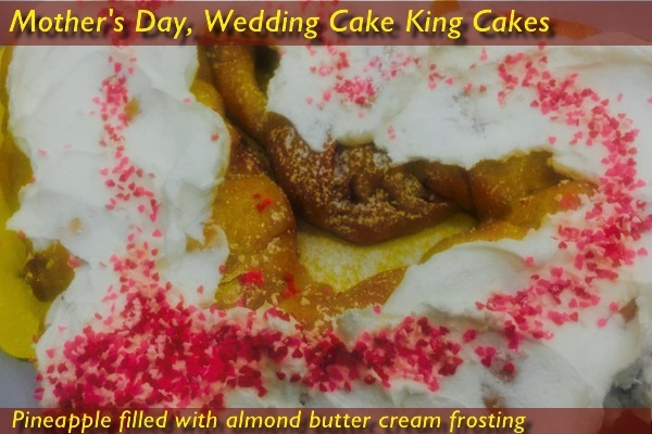mothers day king cake