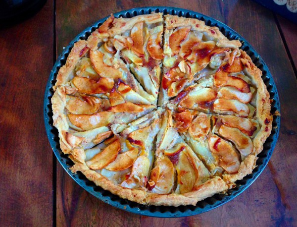 Homemade Apple Tart