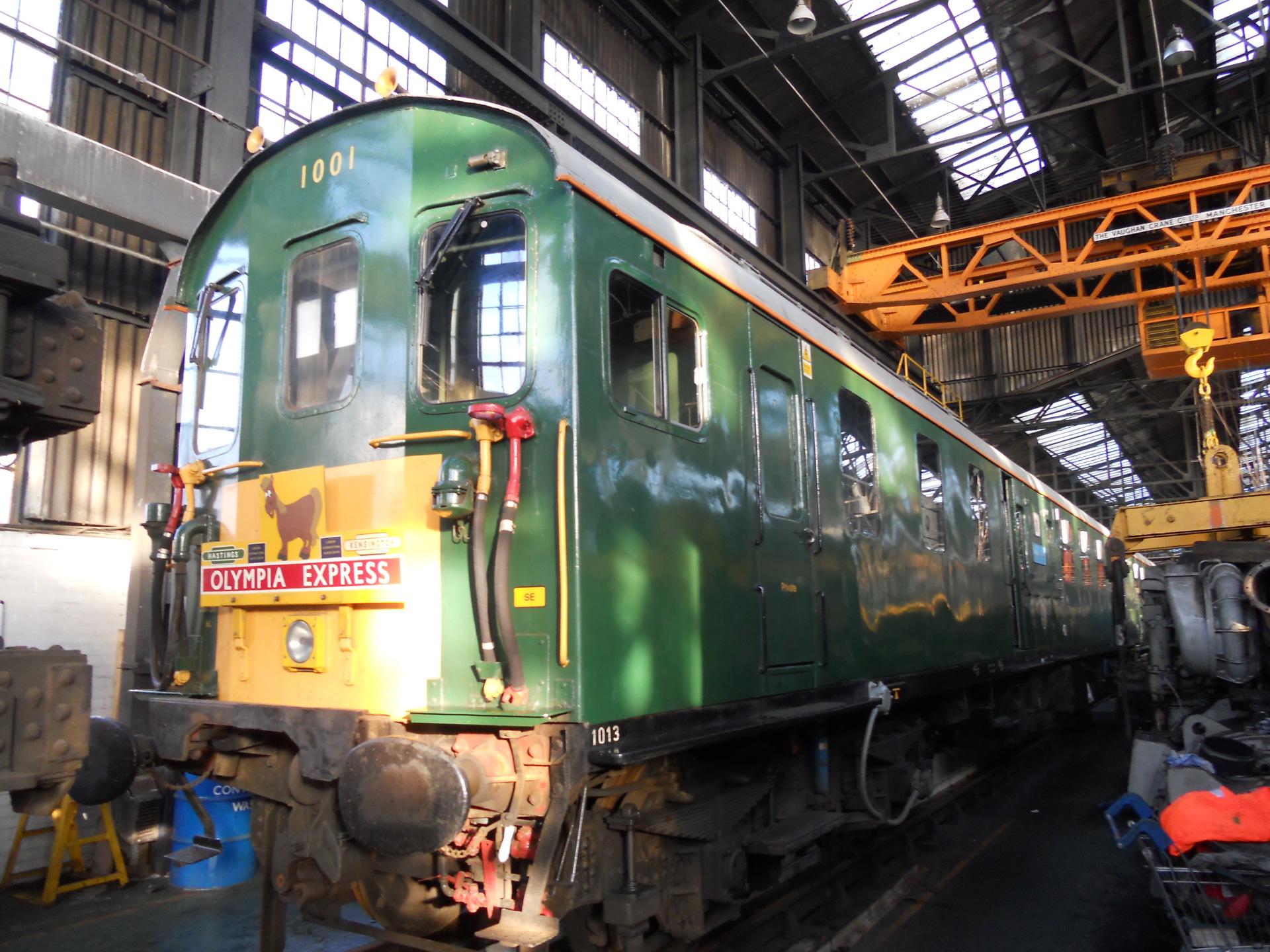 The Train........