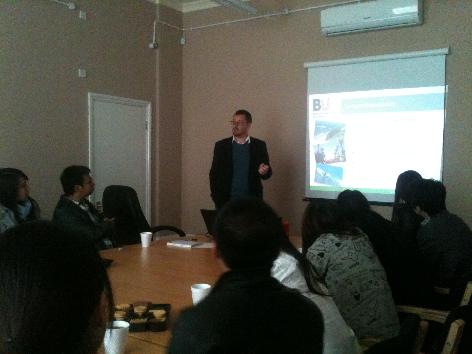 Admission Information Seminar