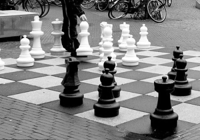 The Sublime Chess Game