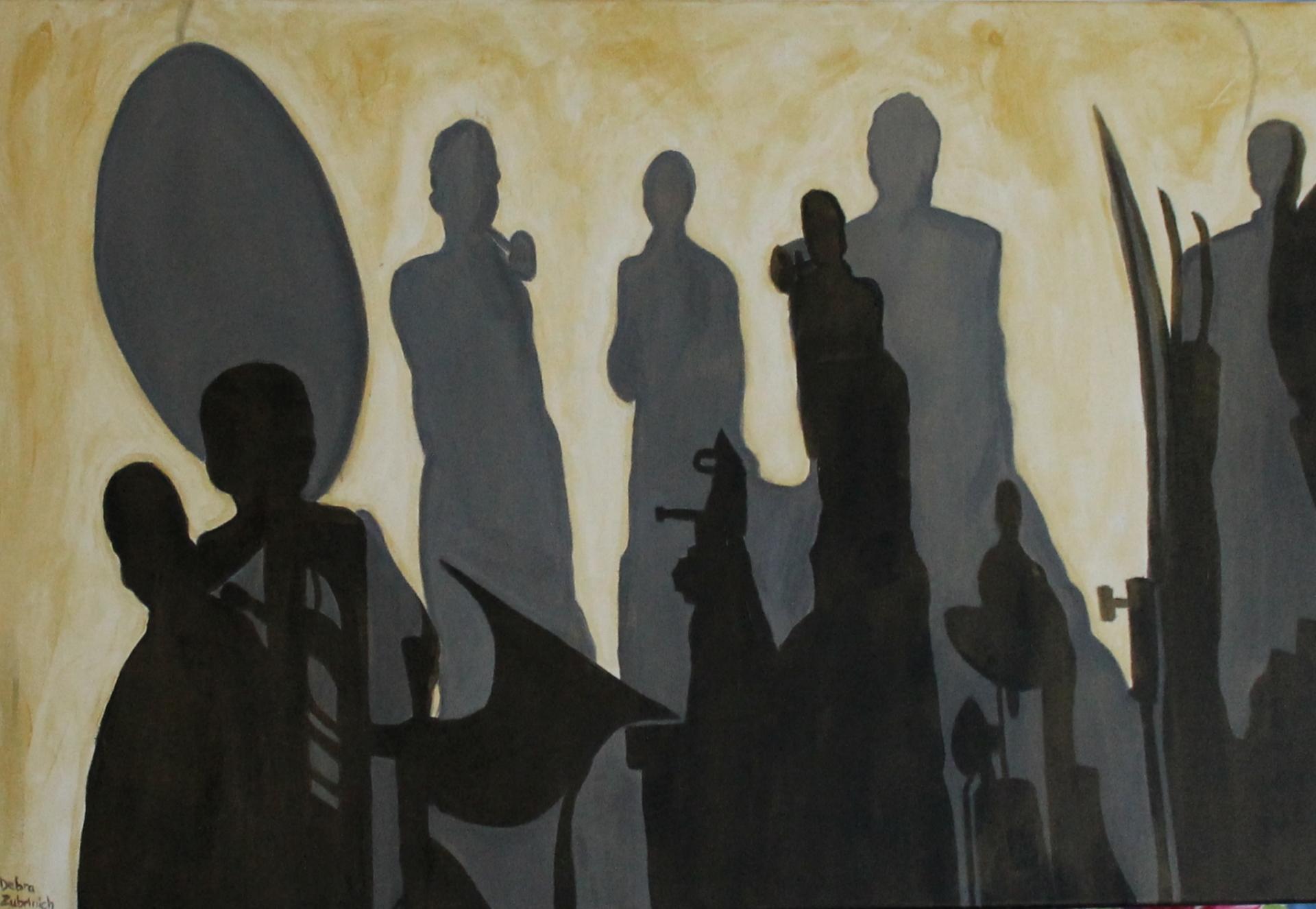 """""""Jazz Band"""" *  Figuratives"""