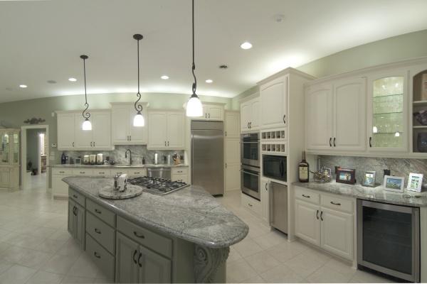 Stunning Kitchen Work