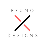 logo, brunoxdesigns