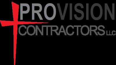logo header, provision contractors