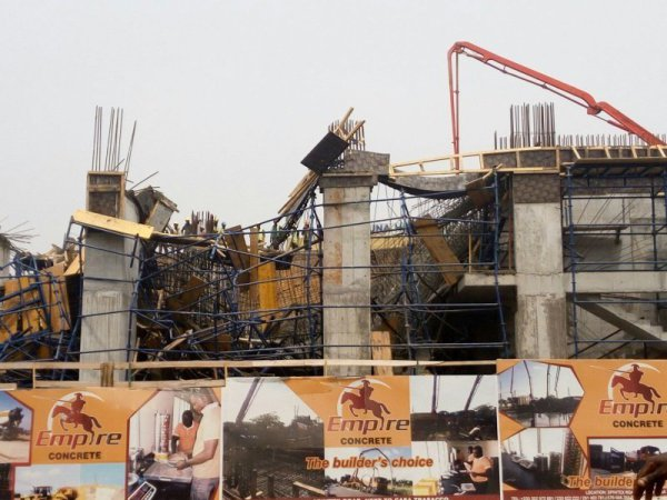 Preventing Building Collapse in Ghana