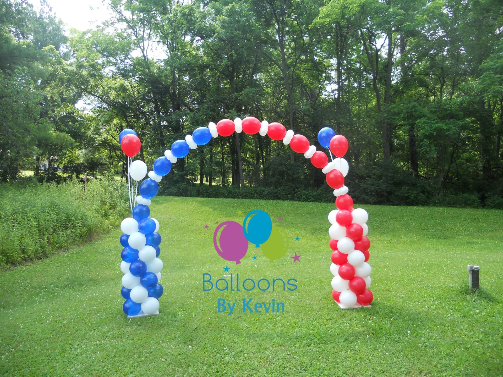 Helium Arch