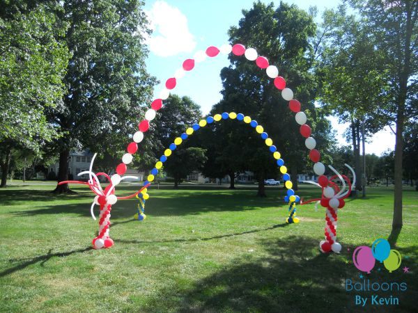 Helium Arch Example