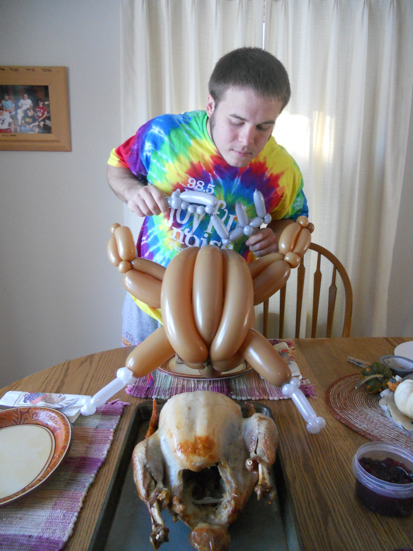 Turkey Carving