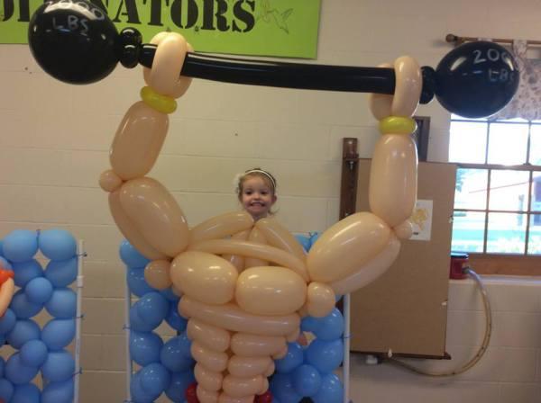 Massive Muscles!