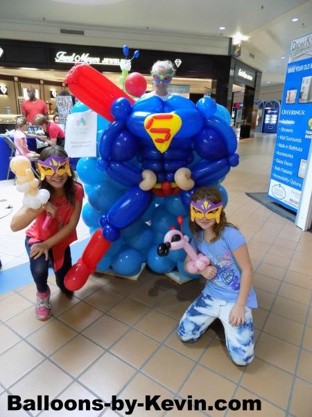 Superman Photo Op