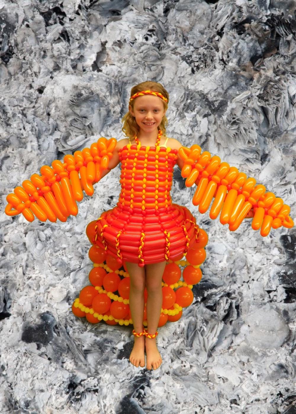 """Phoenix"" Dress"