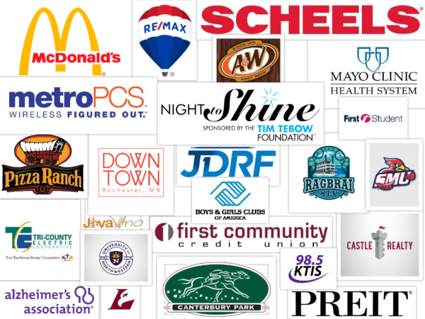 Partial List of Corporate Clients
