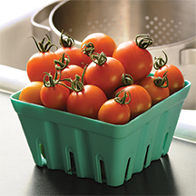 Cherry Tomato-Orange Zinger (photo courtesy of Totally Tomato)
