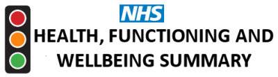 Health, Functioning & Wellbeing Summary
