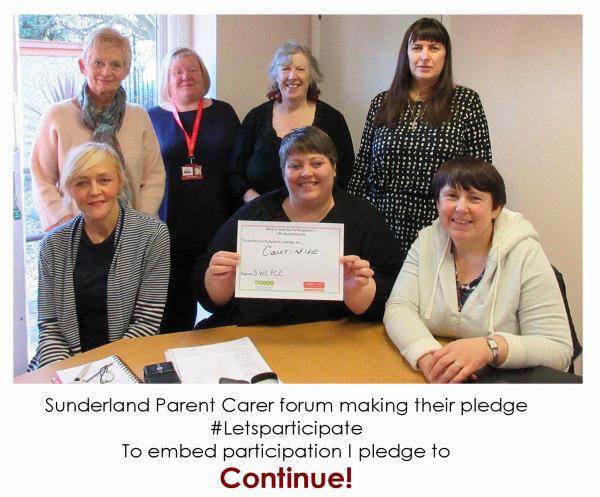 SWCPCC making their pledge