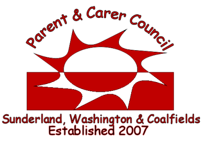 Sunderland parent Carer council (SWCPCC) logo