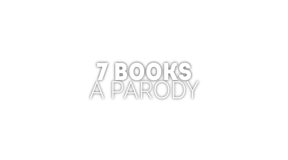 7 Books a Parody