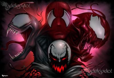 Spiderman spawns