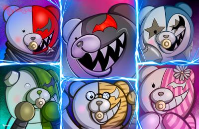 Monokuma and Cubs