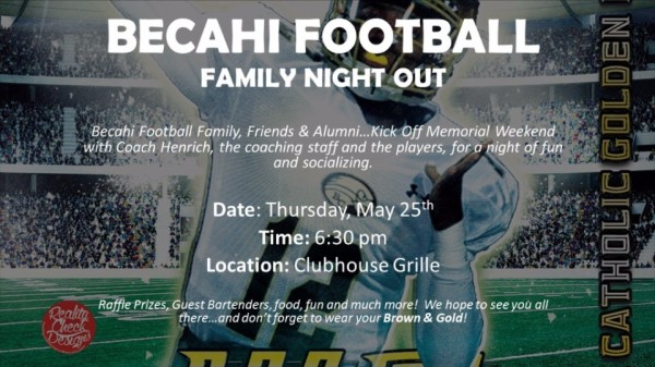 Celebrate Becahi Football