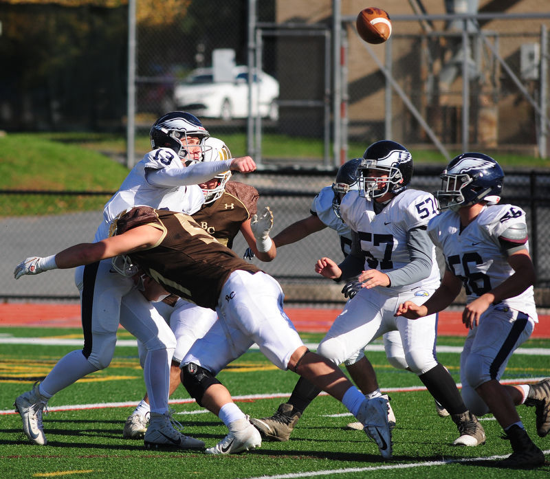 Bethlehem Catholic football runs over Blue Mountain in D-11 opener (PHOTOS)