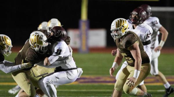 Bethlehem Catholic runs past Pottsgrove into state semifinals