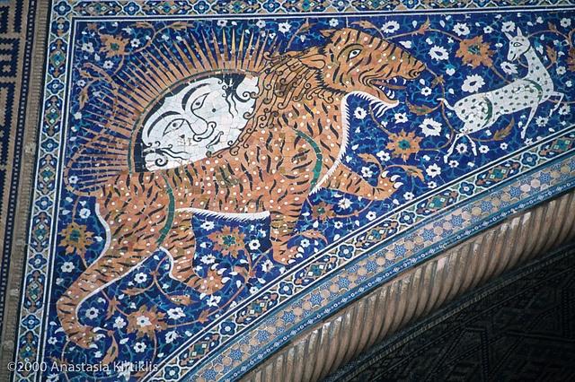 Born in Samarkand