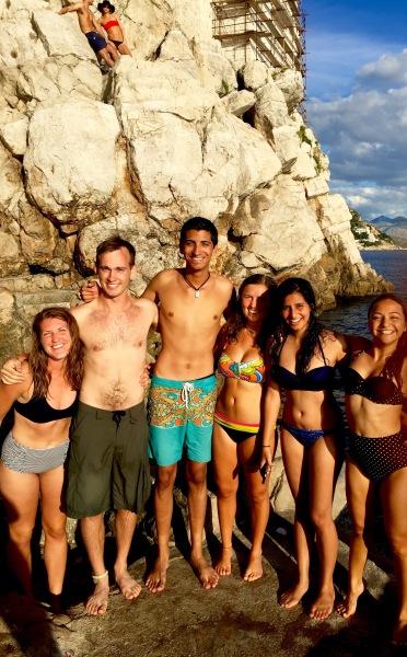 jumping cliffs