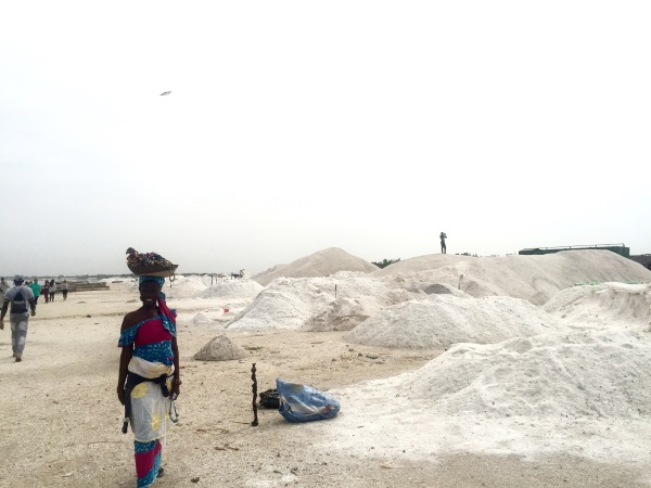 salt or snow
