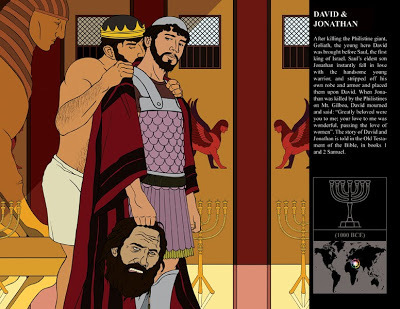 David and Jonathan an inconvenient truth?