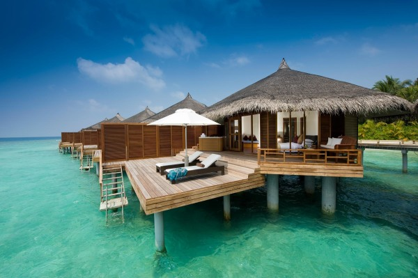 Holiday to the Maldives