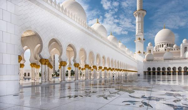 Holiday to Abu Dhabi
